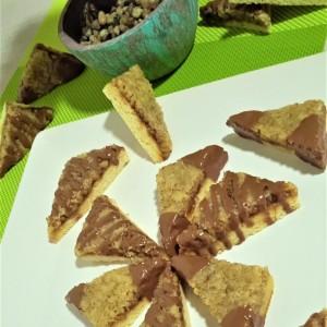 Сочни колачиња (со мармалад и фил од ореви)