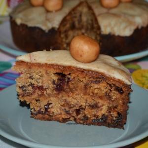 Симнел торта(Simnel)