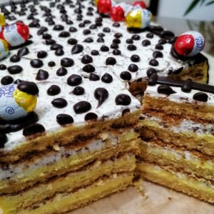 Велигденска торта