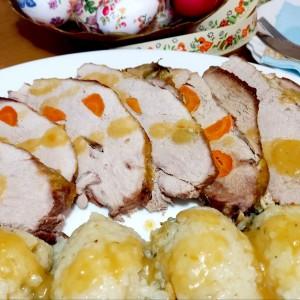 Шпикувано свинско месо