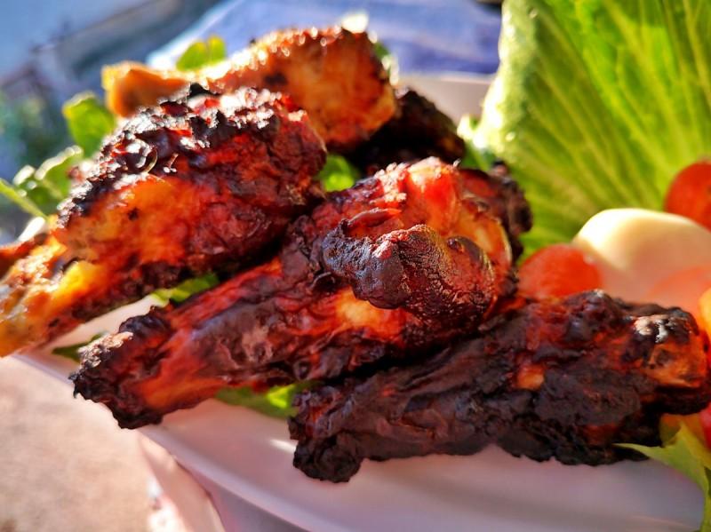 Пилешки крилца во Air Fryer