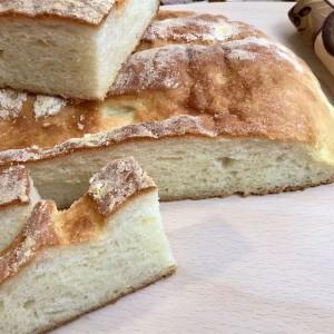 Леб без месење мек како памук