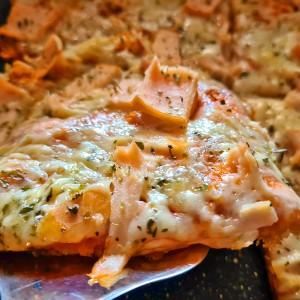Пица од бајат леб