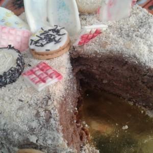 Кутлача торта