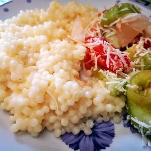 Тарана со сирење