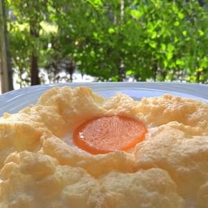 Јајце на облак