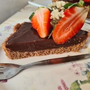 Чоколаден тарт