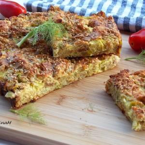 Интегрална пита од бајат леб