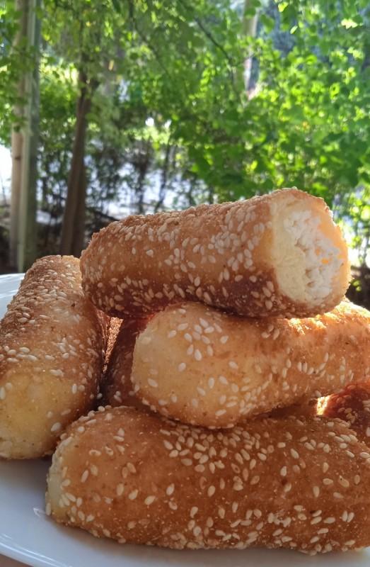Пирошки со пире од компир