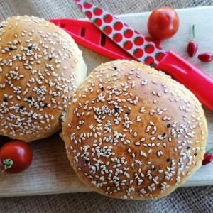 Памук лепињи за сендвичи