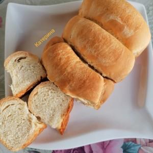 Млечен леб со путер