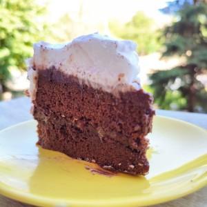 Чоколадна торта со капучино арома