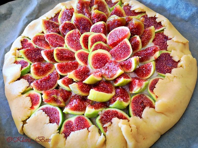 Франчипан (Frangipane) со свежи смокви