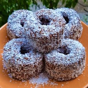 Чајни чупавци (со пудинг од чоколадо)