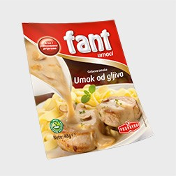 Фант сос од печурки