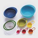 Сет садови за матење во боја