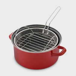 Лонец за готвење и печење 24 см.